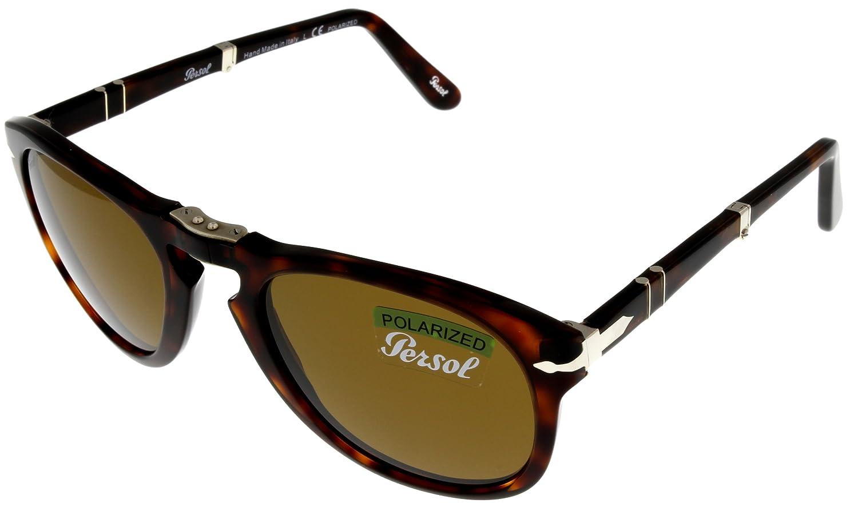 Amazon.com: anteojos de sol Persol PO plegable 0714 24/57 ...