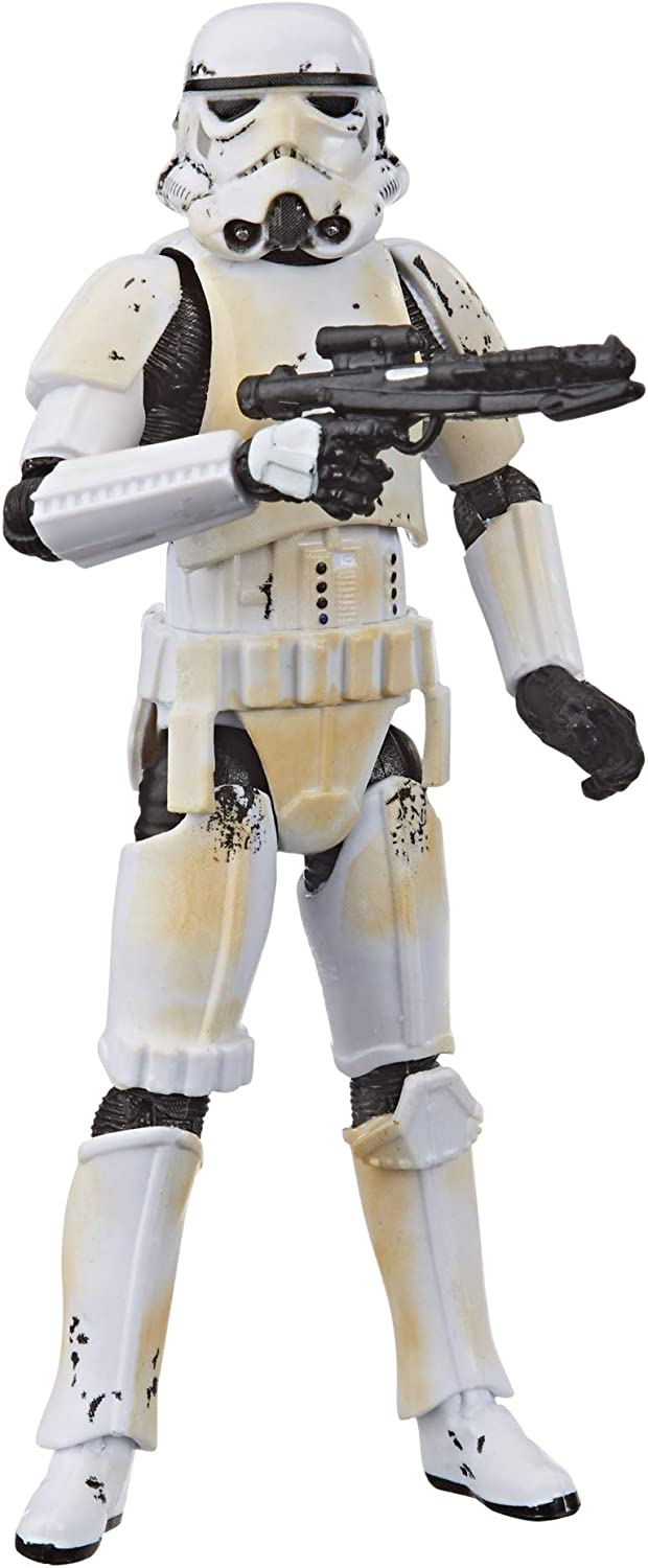 """Star Wars The Vintage Collection The Mandalorian Remnant Stormtrooper Toy, 3.75"""" Scale Action Figure"""