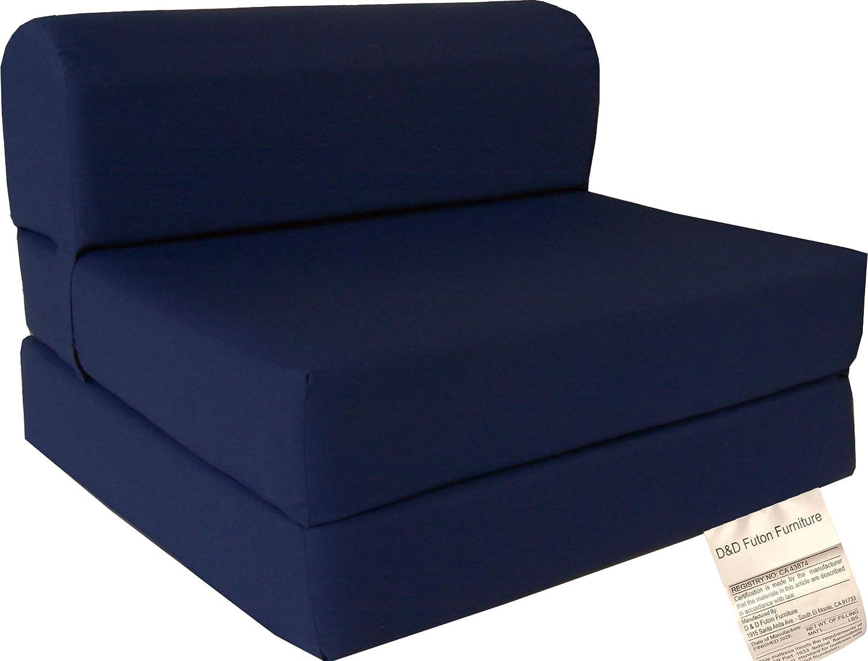 D&D Futon Furniture NavyFB18lb63270