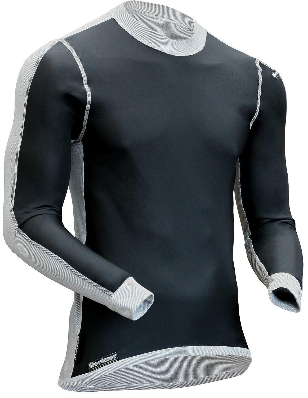 Berkner - thermoakt. Funktionsunterwäsche   Skiunterwäsche Langarmshirt Winproof