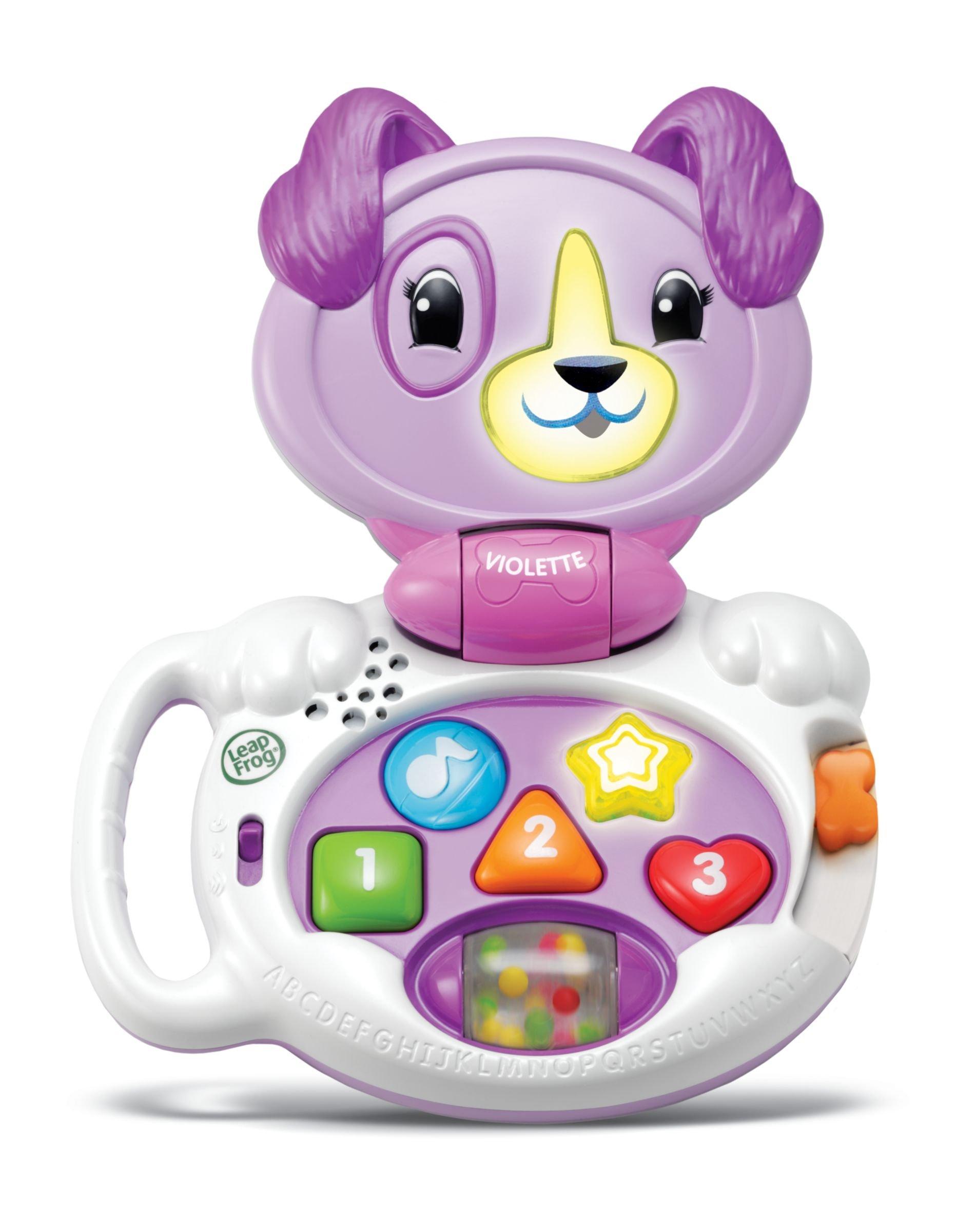 Leapfrog - Jouet d'éveil électronique - Mon Ordi Violette product image