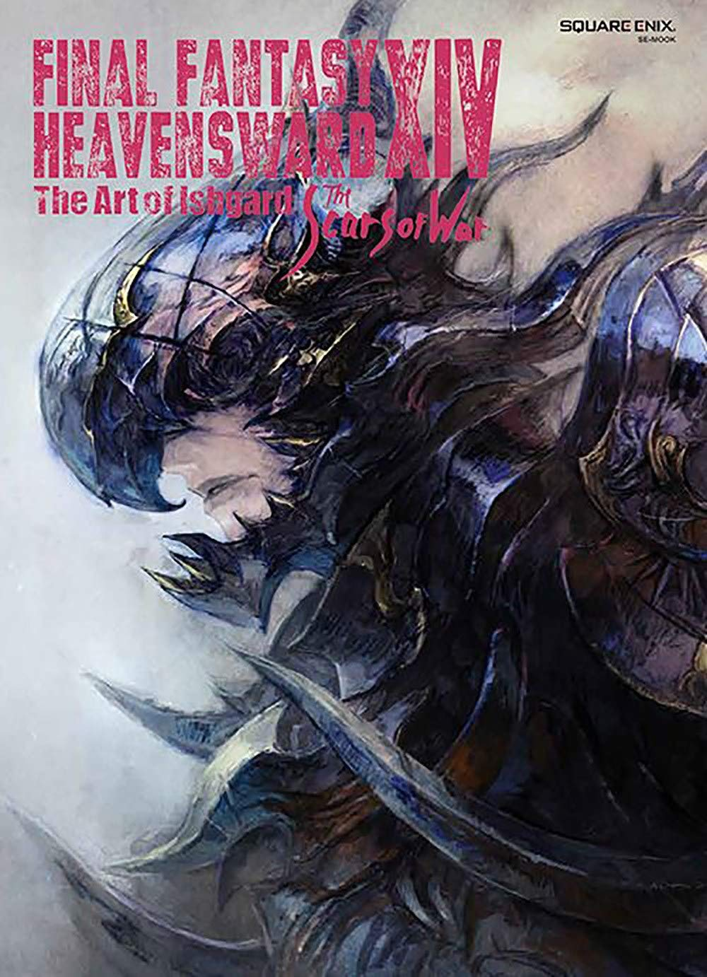 Final Fantasy XIV: Heavensward — The Art of Ishgard -The Scars of War-