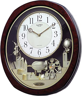 "Rhythm Clocks ""Joyful Land"" Musical Motion Clock"