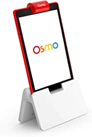 Osmo - Base for Fire Tablet - 2 Hands-On Learning Games - Creative Drawing & Problem Solving/Early Physics - (Osmo Fire Table