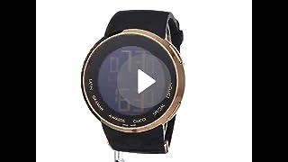 aece9657b64 Gucci I-Gucci Latin Grammy Special Edition Black Mens  Watch(Model YA114222)
