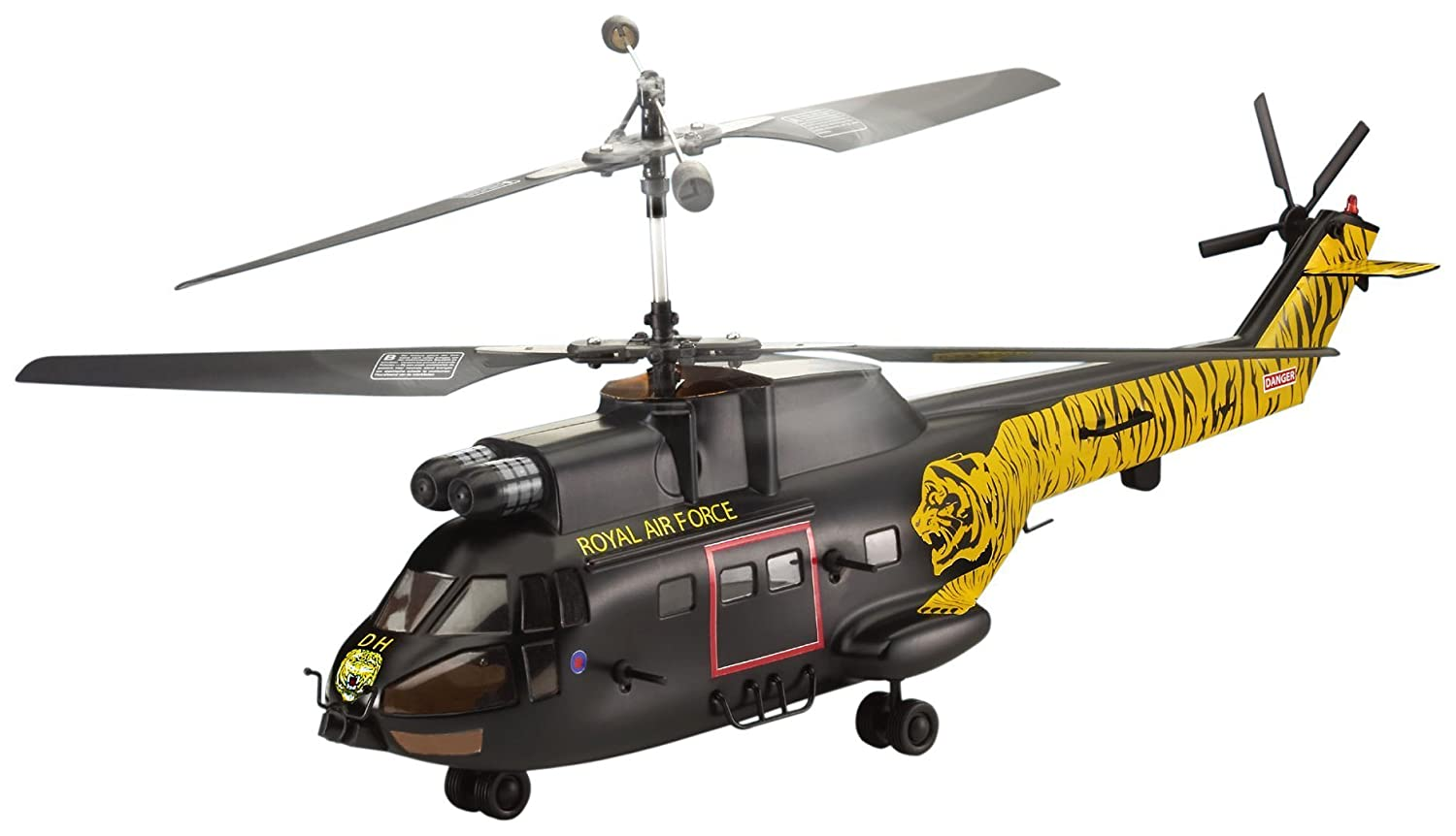 Revell Control 24070 - Ready-to-Fly Helikopter Tigermeet mit 2.4 GHz-Technologie