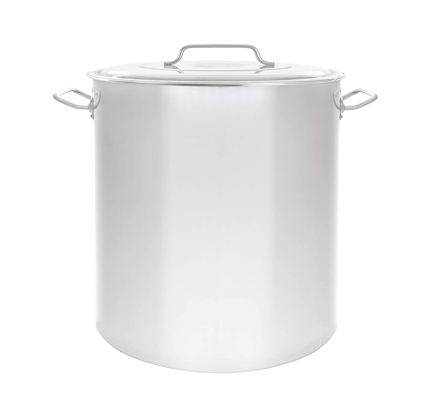 100-Quart Concord 120 Quart Stainless Steel Stock Pot Cookware