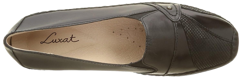 Luxat Damen 8) Emantine Slipper Schwarz (Noir 8) Damen 18a76c
