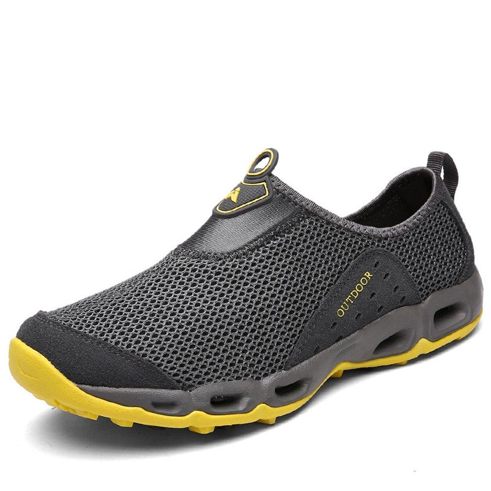 LFEU - botas de caño bajo Unisex adulto 40 EU|gris oscuro