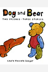 Dog and Bear: Two Friends, Three Stories (Dog and Bear Series) Kindle Edition
