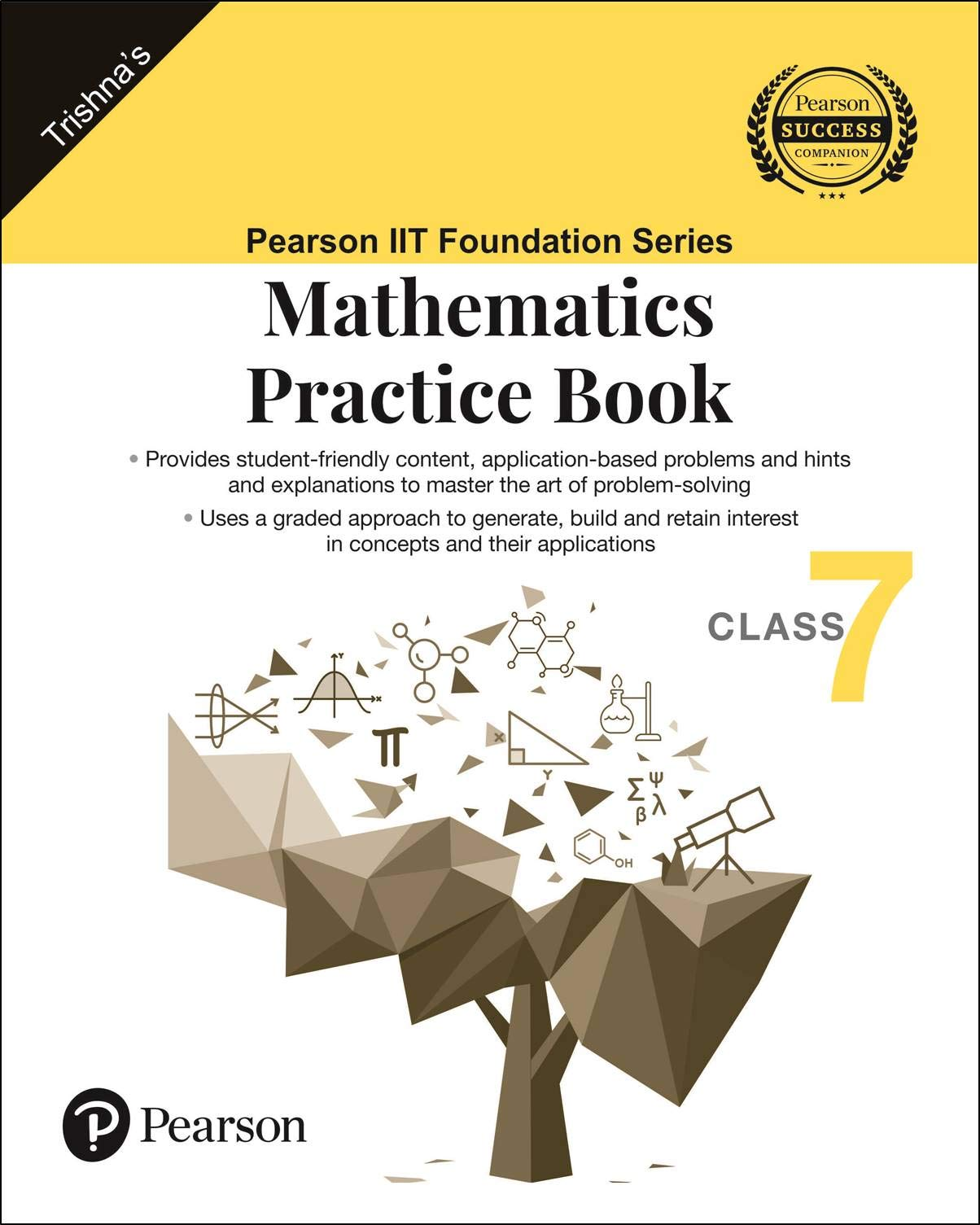 IIT Foundation Series   Mathematics Practice Book   Class 7