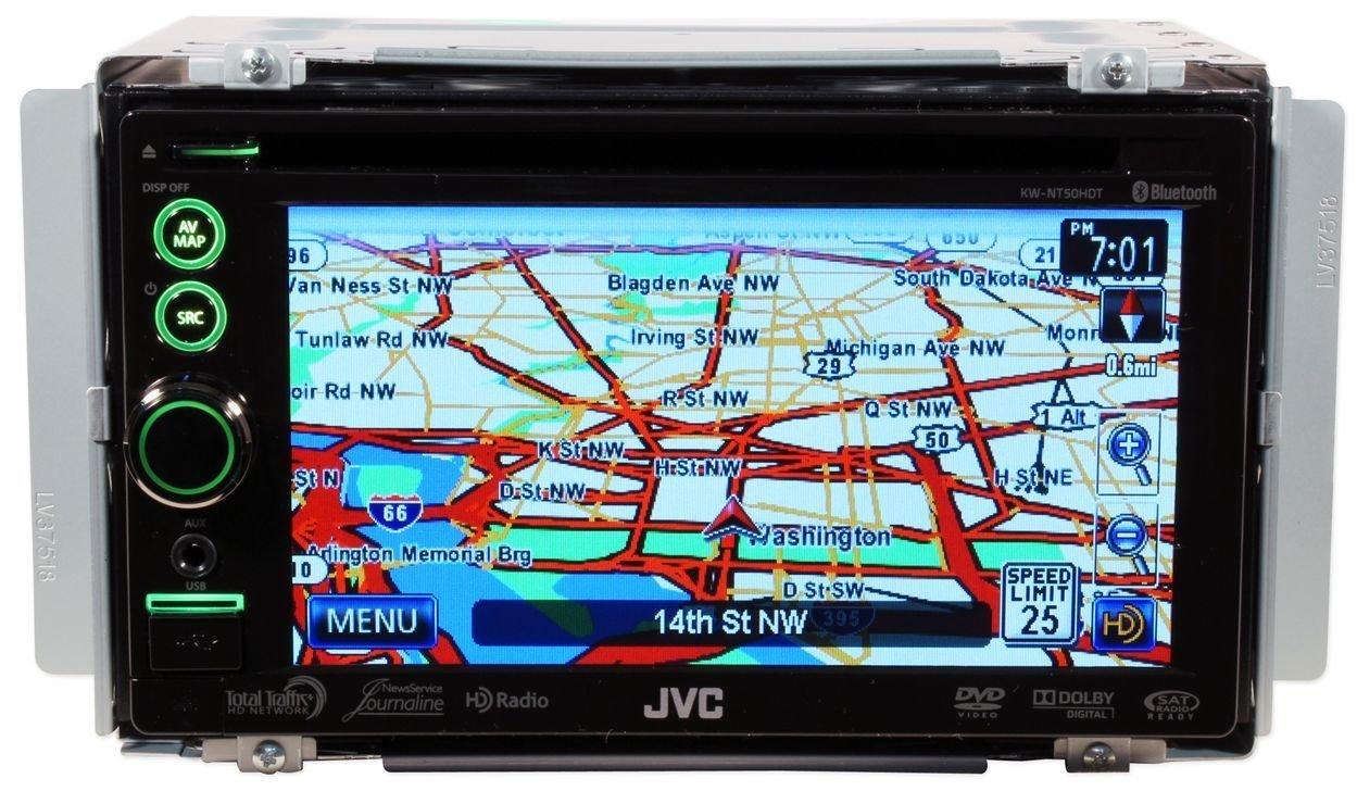 JVC KW-NT50HDT Car Navigation Driver (2019)