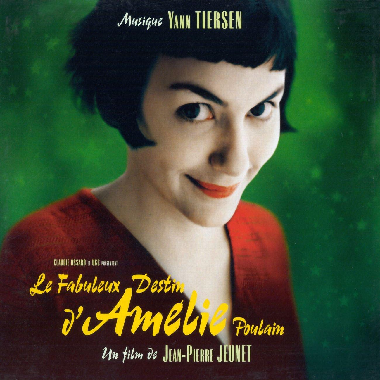 CD : Yann Tiersen - Amelie (original Soundtrack) (CD)