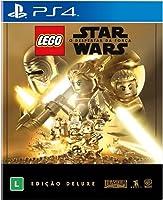 Jogo Lego Star Wars - o Despertar da Força - Edição Deluxe - PS4