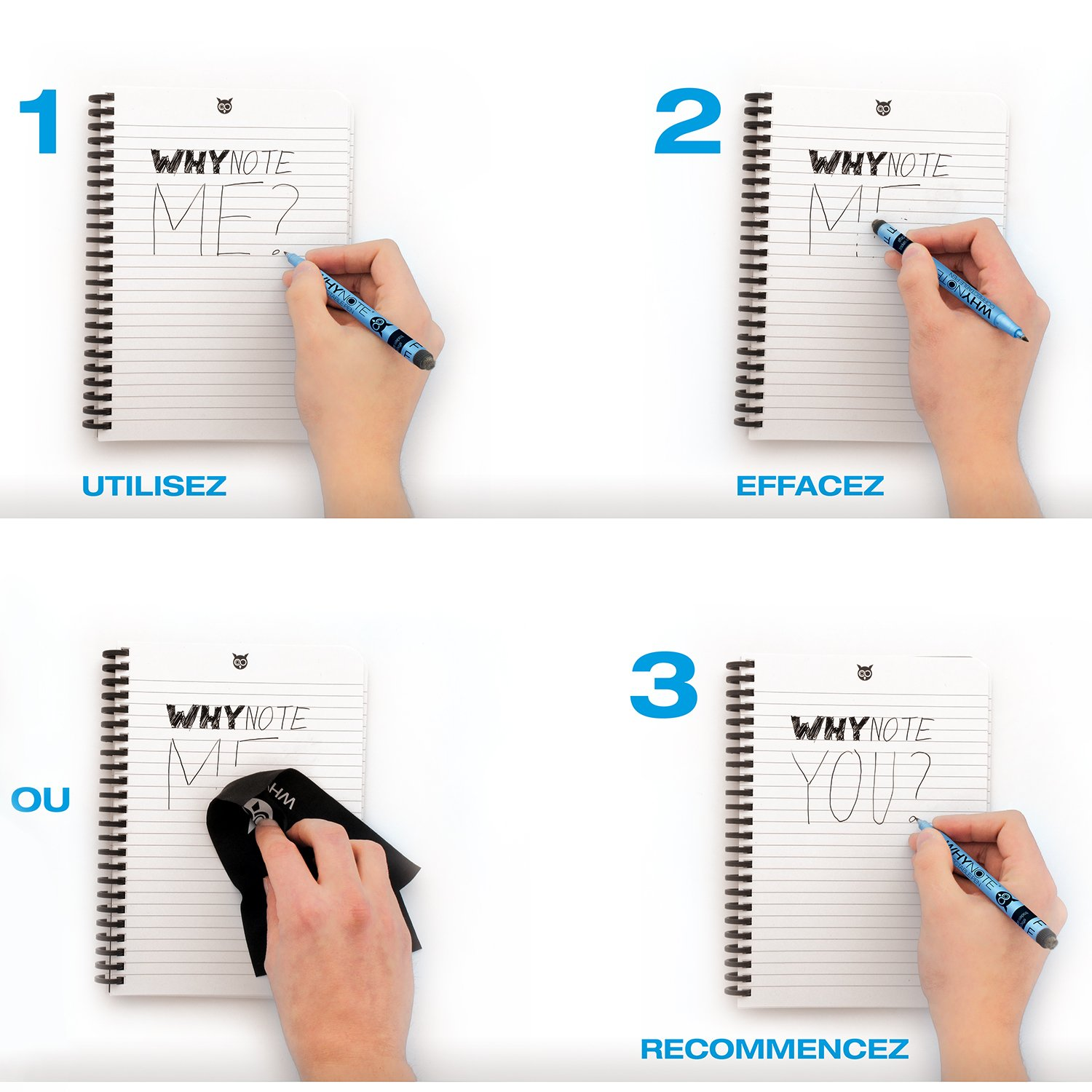 cahier whynote
