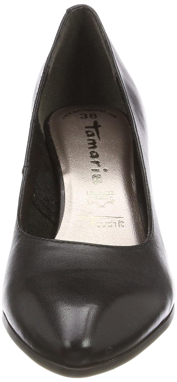 Tamaris Damen 22422 Pumps Pumps 22422 Schwarz (schwarz) 0ba4e6