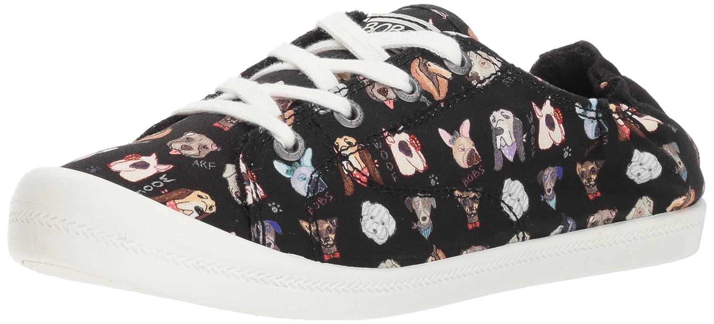 Skechers BOBS from Women's Beach Bingo-Dapper Party Sneaker B077TFWR42 11 B(M) US Black