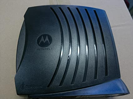 MOTOROLA SURFBOARD SB5120 DRIVERS FOR WINDOWS 8