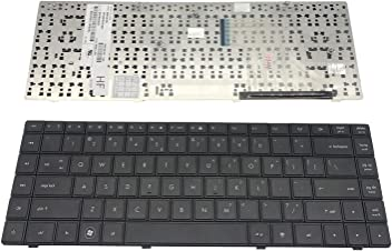 639396-5232 NSK-CC1SW 701548-151 Black keycap New Keyboard for HP Probook 4540s 4545s Notebook Computer US Layout P//N Silver Gray Frame