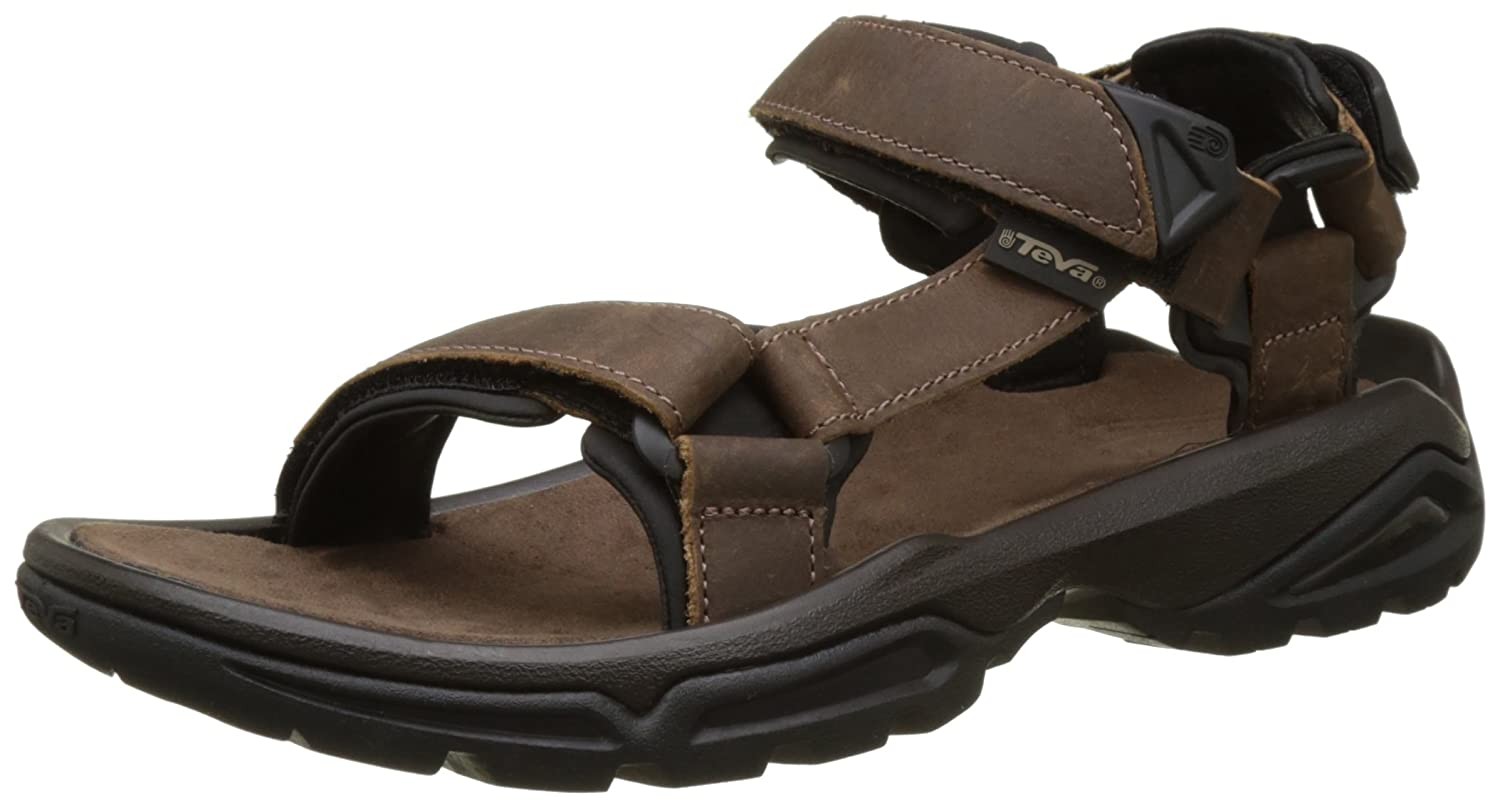 Teva - Terra Fi 4 Leather - Men B00NPPTY04 11.5 M US|Bison