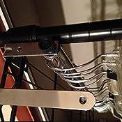 Amazon Com Whitmor Supreme Double Rod Garment Rack