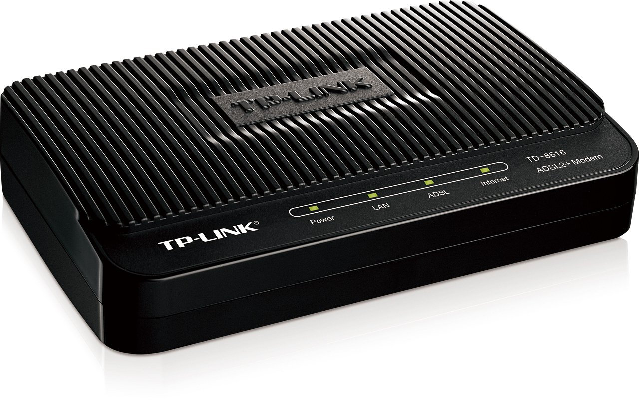 TP-Link TD-8616 V3 Router Drivers for Windows Download