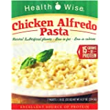 Healthwise - High Protein Chicken Alfredo Pasta,15g Protein, Low Calorie, Low Fat, Low Cholesterol, Low Sugar, KETO Diet Frie