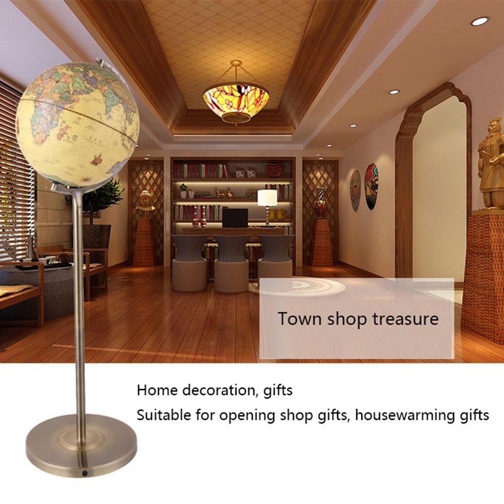 World Globe ZDDAB Grünikale Weltkugel 32CM HD, HD, HD, passend für Geschenke und Hauptdekoration-Unterricht liefert die pädagogischen Feiertags-Geschenke der Kinder (Farbe   C) B07D9DLMXX | Verschiedene aktuelle Designs  2bc780