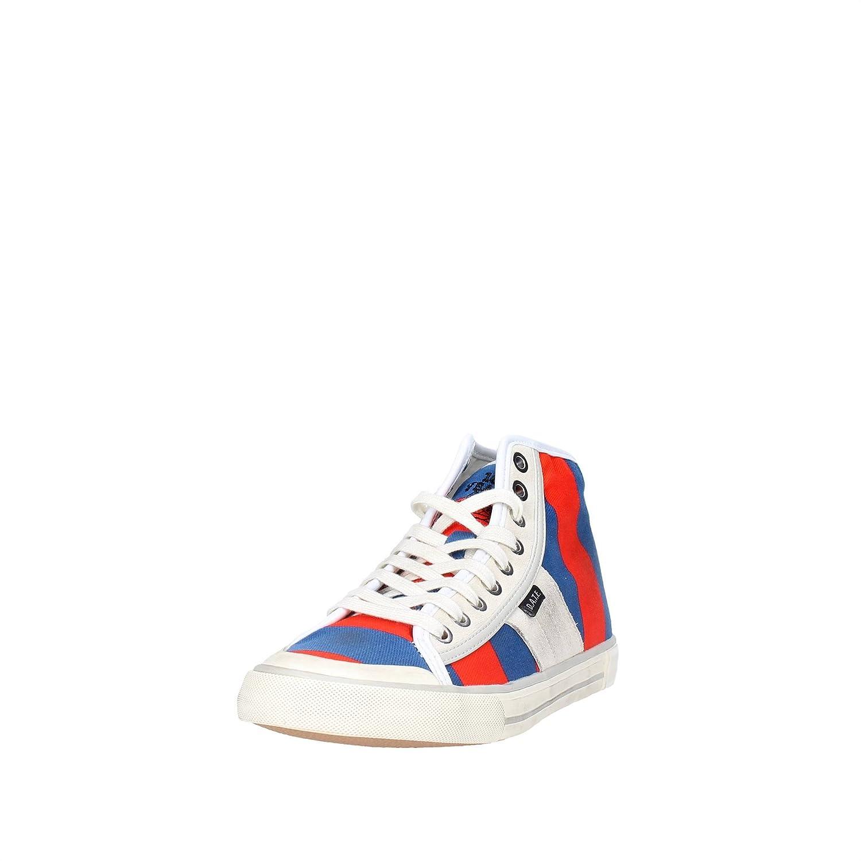 D.a.t.e. Tender HIGH-94 Sneakers Hoch Sneakers HIGH-94 Damen Blau/Orange bd97da
