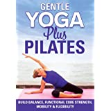 Gentle Yoga Plus Pilates DVD: Abs, Core, Flexibility, Balance, Two Total Body At Home Workouts with Jessica Smith