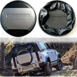 For Land Rover Discovery Car Spare Tyre Tire Cover Bag Pouch Protector 28~29 M