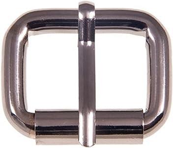 Kacperek Lot de 10/Fermeture /à clic//Fermeture Clip No /à Douille pour Sangle 40/mm de Large