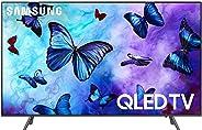 "Samsung 55"" QLED TV QN55Q65FNFXZA serie Q65, 4K diseño 360, Quantum Dot, Bluetooth Audio (solo salida),comando de voz, Bixby"