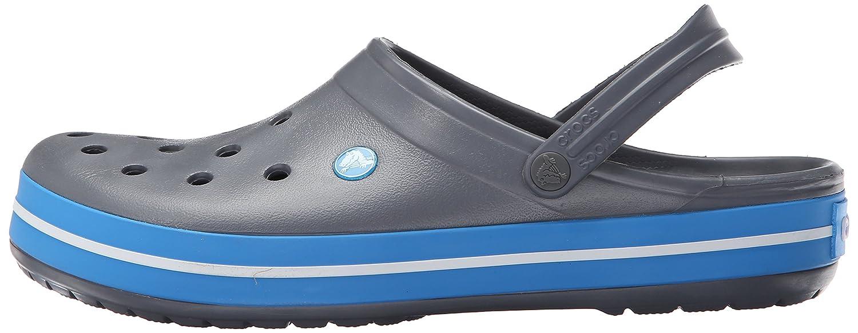 Crocs Unisex Crocband Clog B07DYB4WBB / 14 B(M) US Women / B07DYB4WBB 12 D(M) US Men|Charcoal/Ocean 0e369c