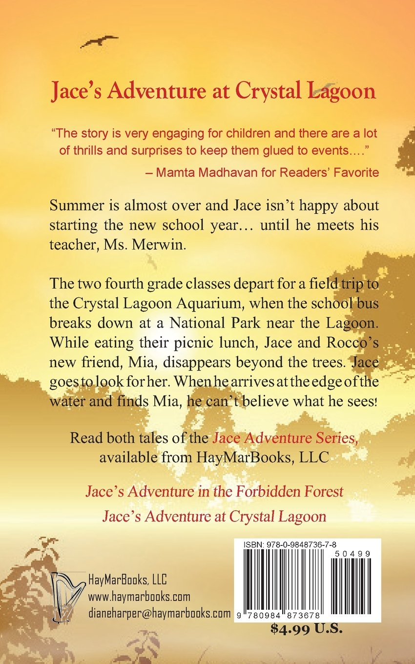 Jaces Adventure in the Forbidden Forest (Jaces Adventure Series Book 1)