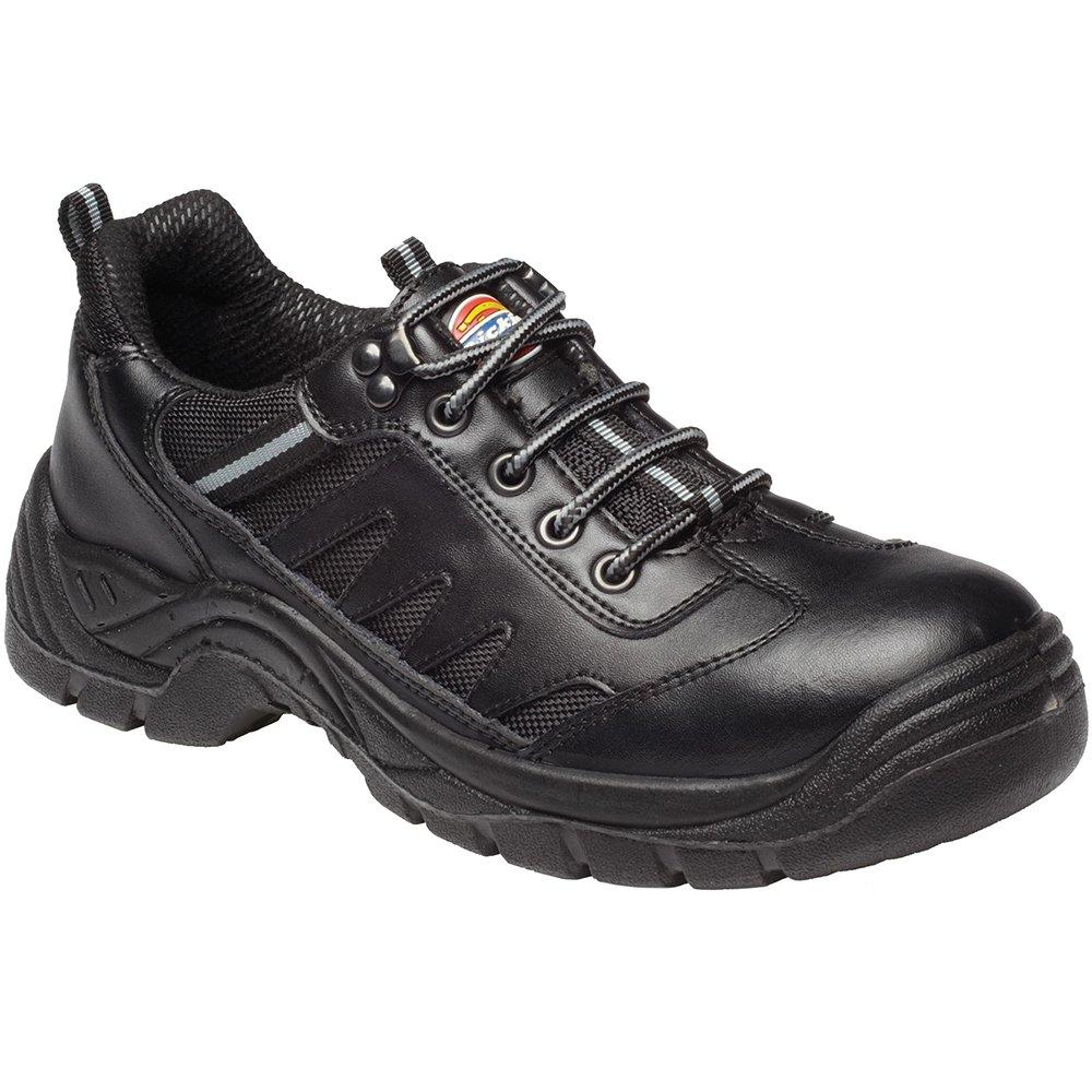 Dickies FA13335 BK 5 Schuhe Hohe Sicherheit Stockton s1 p Größe 38 Schwarz Schwarz