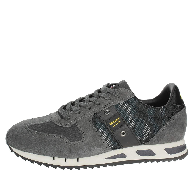 edfe3c9278af9 Blauer - Stoff (8FMEMPHIS04) EU Turnschuhe Herren nrcgbj2048-Sneaker ...