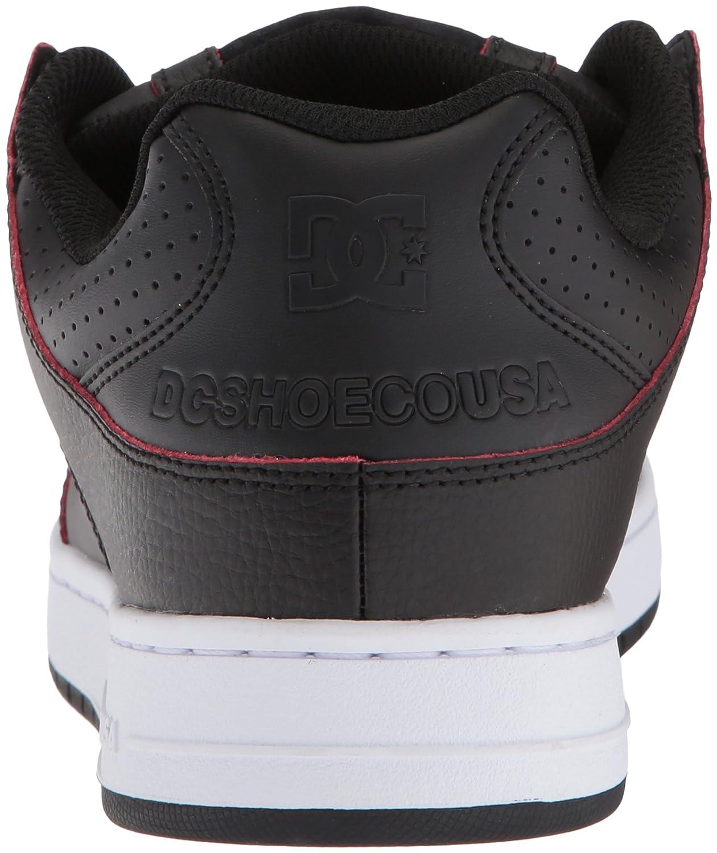 DC DC DC Men's Manteca SE Skate schuhe, schwarz rot Weiß, 11 D US ba1d1f