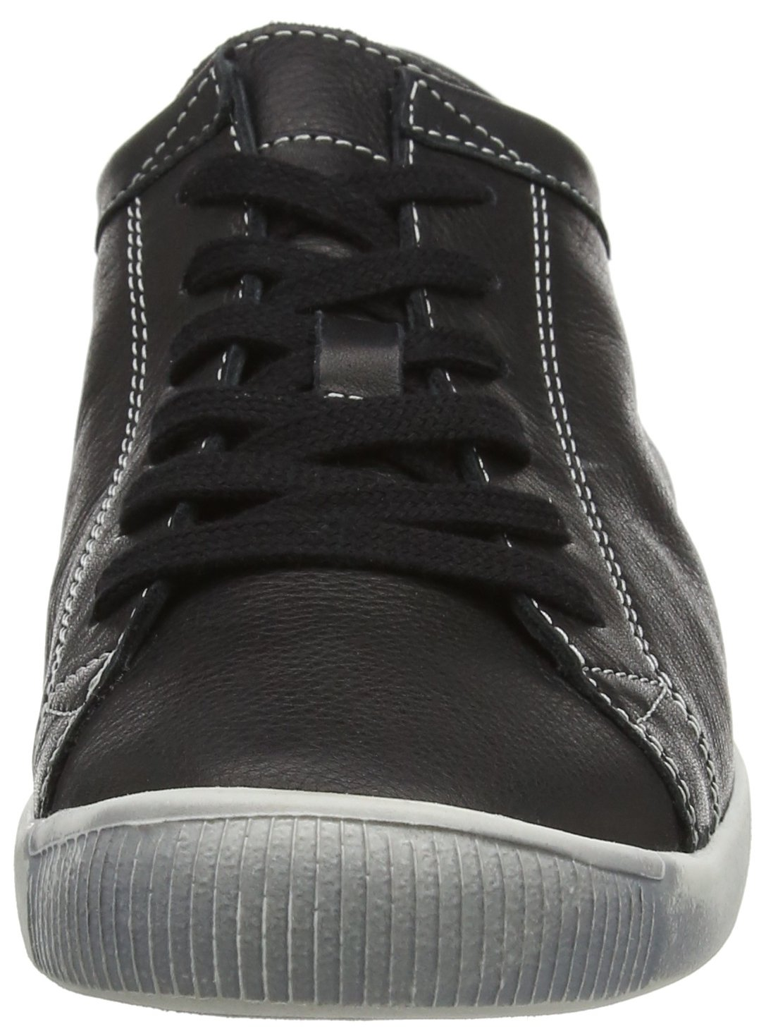 Softinos Women's Isla Sneaker US B01M63LK8K 36 M EU / US Sneaker 5.5-6 Black 7911f9