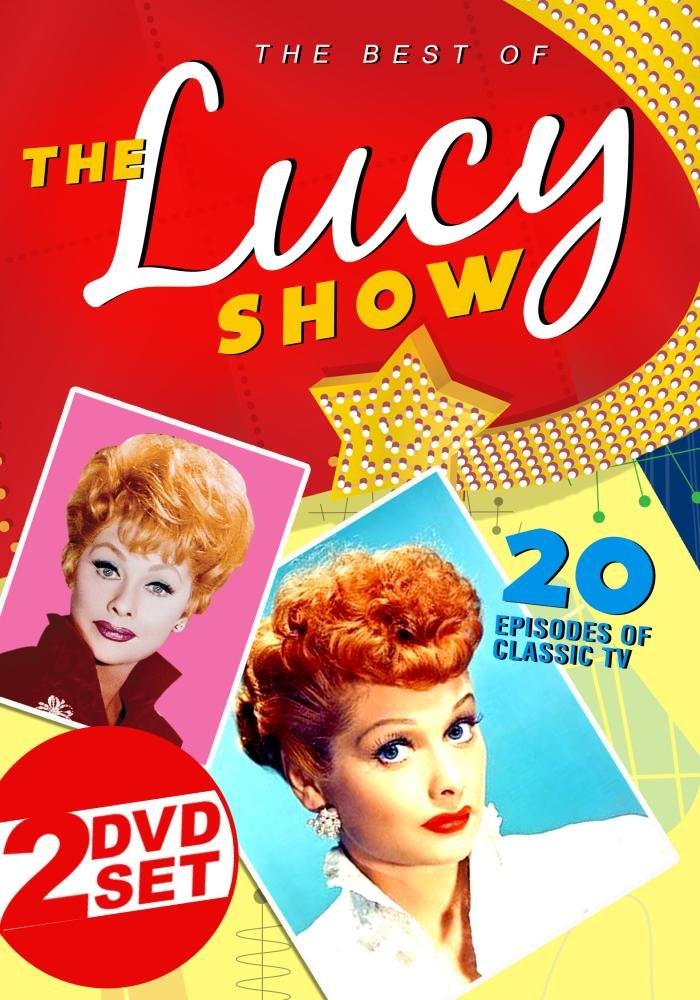 DVD : The Lucy Collection: 20 Episodes (DVD)