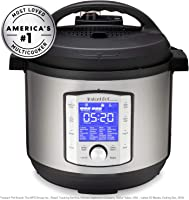 Instant Pot® Duo™ Nova™ 6-Quart 7-in-1, One-Touch Multi-Use Programmable Pressure Cooker, Slow Cooker, Rice Cooker,...