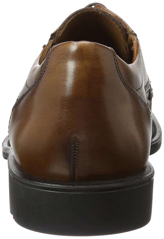 LLOYD Braun Herren Kalani Extra-weit Derby Braun LLOYD (Cognac) 257c57