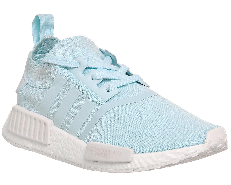 Adidas Damen NMD_r1 W Blau Pk Sneaker Blau W (Azuhie/Azuhie/Ftwbla) bf619d