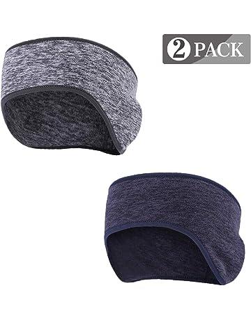 Buff Unisex Tech Fleece Headband Grey Sports Running Outdoors Breathable
