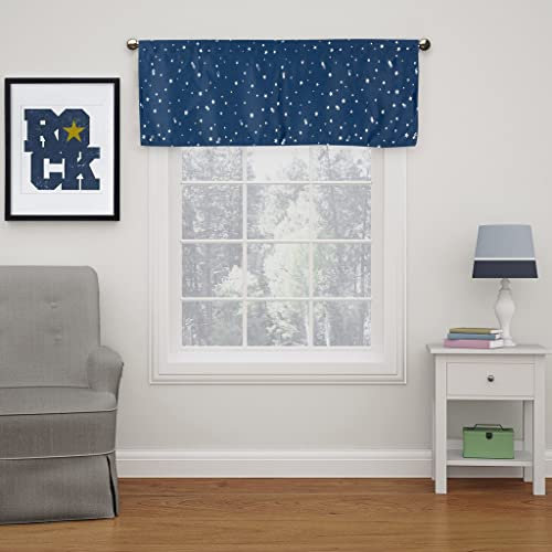 H.VERSAILTEX Blackout Kitchen Bath Laundry Bedroom Living Room With Rod  Pocket Top Window Curtain
