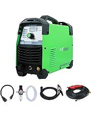 """Reboot Plasma Cutter 50Amps 110/220V Dual Voltage Compact Metal Cutter AC 1/2"""" Clean Cut Inverter Cutting Machine"""