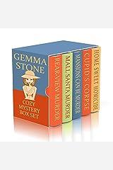 Gemma Stone Cozy Mystery Box Set Kindle Edition