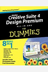 Adobe Creative Suite 4 Design Premium All-in-One For Dummies Paperback
