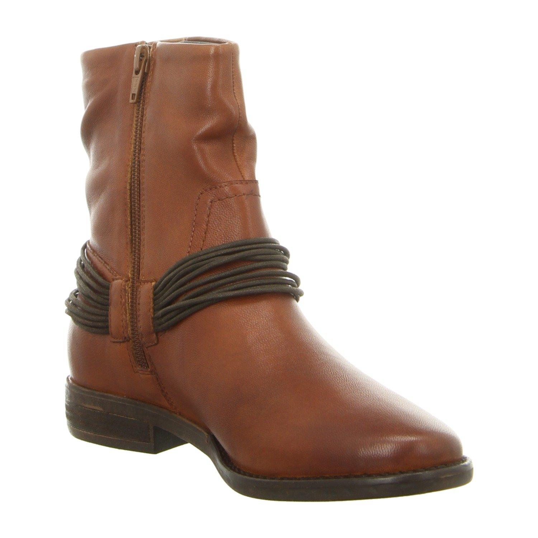 SPM Schuhes & & & Stiefel Damen Stiefeletten 13818588-01-02002-13051 Braun 355006 Braun 5a06ca