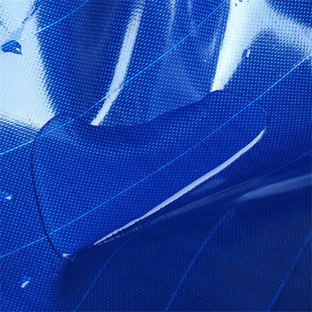 Plane Persenning Dauerhafte Qualitätsplane Bodenplane Bodenplane Bodenplane Wasserdichte Abdeckung 500g   m² Bodenplane Abdeckungen für Camping, Angeln, Gartenarbeit (Blau) Abdeckplanen (größe   2MX3M) B07PNL1M98 Zeltplanen Lass unsere Waren in die We 320938